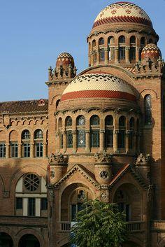 Hospital Sant Pau, Barcelona | Flickr - Fotosharing!