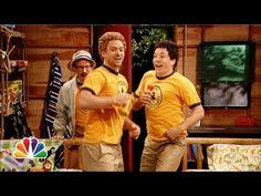 Young Jimmy Fallon & Justin Timberlake Sing At Camp Winnipesaukee (Late Night with Jimmy Fallon) - YouTube