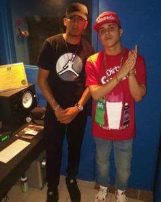 """El reconocido interprete de origen puertoriqueño, Darkiel, hoy a muy tempranas horas de la mañana dejó saber mediante su cuenta oficial de Instagram que estuvo hasta el amanecer encerrado en el estudio con Pusho """"El MVP"""" creando música.    ..."""