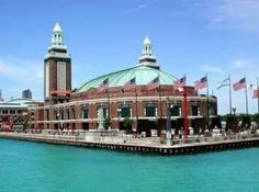 Navy Pier Chicago, Chicago, IL | Event Space Details: Number of Event Spaces 36; Largest Event Space 170,100 Sq. Ft.; Longest Event Space 27,125 Sq. Ft.; Private Space Yes/235,000 Sq. Ft.; Outdoor Space Yes/27,125 Sq. Ft.