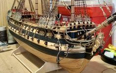 Model Ship Building, Boat Building, Scale Model Ships, Scale Models, Build Your Own Boat, Wood Boats, Wooden Ship, Small Boats, Boat Plans