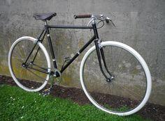 Singlespeed semi-route Jacques Anquetil Bicycle, Urban Bike, Bike, Bicycle Kick, Bicycles