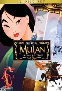 I own Mulan (1998).  But only on VHS.  I'd like a newer copy eventually.