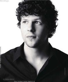 Jesse Eisenberg. Favorite Role: Mark Zuckerberg, The Social Network.