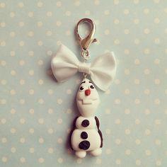 Bijou de sac Olaf le bonhomme de neige