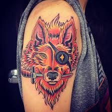 Image result for metal gear solid tattoos