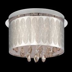Lite Source EL50066 Giustina Flush Mount >>> You can get additional details at the image link.