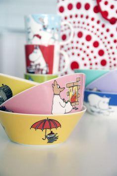 muumi bowls