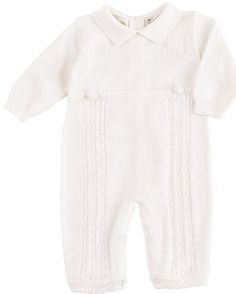 Holiday- Braxton Knit Christening Baptism Blessing Outfit for Boys for Boys: Clothing