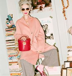 Linda Rodin | Advanced Style | Mature Style | Fashion Over 50 | Over 60 | Online Fashion Styling | Personal Style Online | Fashion For Working Moms & Mompreneurs