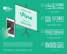 14 Do's and Don'ts of Vine Marketing. #infographic