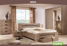 Moka bedroom range by Gami at Antigua Furnishings