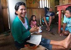 Central das notícias + Jesus aparece em sonhos para mulher no meio da Floresta Amazônica