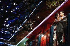 Meera & Nesh: Soho Night – a styled Valentine's engagement shoot Engagement Shoots, Engagement Photography, London Nightlife, London Photography, Fashion Night, Soho, Night Life, Backdrops, Fair Grounds
