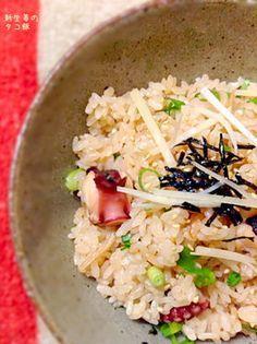 新生姜のタコ飯 by Mongome [クックパッド] 簡単おいしいみんなの ...