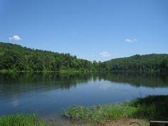 4) Lake Hope State Park