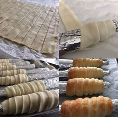 Snilleskök - Sam role / Saum rolne Dessert Drinks, Desserts, Fun Deserts, Food Decoration, Fika, Bread Recipes, Cake Toppers, Food To Make, Goodies