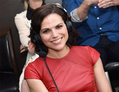 Lana Parrilla at SiriusXM's Entertainment Weekly Radio Channel Broadcast #SDCC