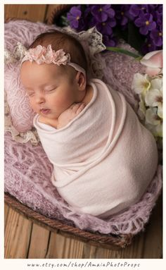 Newborn girl stretch knit wrap for photography, Peach swaddle wrap photo prop Looking for perfect swaddle wrap for your newborn photography sessions? Click through and check why photographers love our wraps from collection Stella Newborn Posing, Newborn Photography Props, Newborn Photo Props, Children Photography, Cute Baby Pictures, Newborn Pictures, Baby Photos, Girls Stretching, Swaddle Wrap