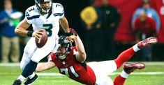Atlanta Falcons vs Seattle Seahawks Live NFL (FOX Sports)