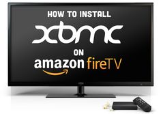 How To Install XBMC On Amazon Fire TV on on http://akufu.com. Amazon Fire TV $99