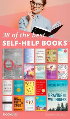 38 Self-Help Books to Give You Fresh Perspective This Year, Covering a broad range of topics, from heartfelt advice to self-improvement lifestyle changes to poignant reflections, these are some of the best self. Best Self Help Books, Best Books To Read, Good Books, Wise Books, Books To Read In Your 20s, Books To Read For Women, Ya Books, Reading Books, Book Suggestions