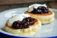 Vdolky: recept od babičky | Staročeské vdolky | Kreativní Techniky Waffles, Pancakes, Cheesecake, Food And Drink, Pie, Pudding, Bread, Breakfast, Sweet