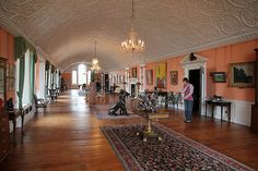 Burton Agnes Hall, The Long Gallery
