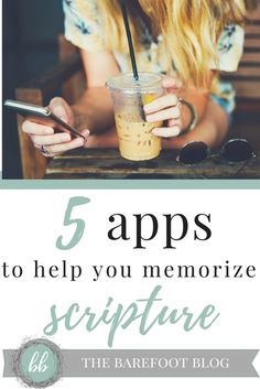 Check out these 5 Apps to Help You Memorize Scripture!