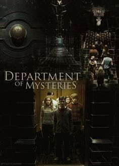 Department of Mysterys