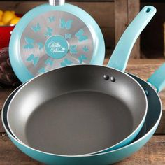 "The Pioneer Woman Butterfly 10"" Skillet - Walmart.com"