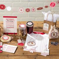 Stampin'Up! My Digital Studio hybrid projects