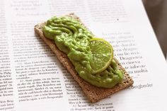 Avocado Cream on Dyrogue - Healthy Snack Ideas! Check them out!