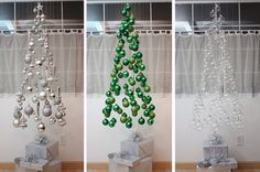 This is an easy and simple way to decorate your house for Christmas