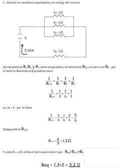 Circuitos Mixtos Ejercicios Circuitos Componentes Electronicos Ejercicios En Circuito