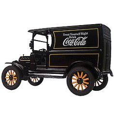 Coke® 1917 Delivery Truck Die Cast//