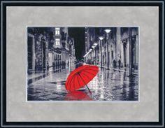 ГМ-024 Красный зонтик