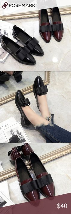 Woman's shoes Such a rich look to these shoes. They are very much in style on any kind of pants or even skirts. A must have this season! Shoes Flats & Loafers