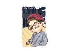 Cute Chibi, Family Guy, Fan Art, Cartoon, Bb, Anime, Kids, Fictional Characters, Memories