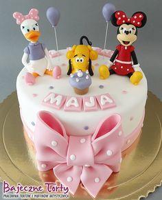 Tort Daisy i Minnie
