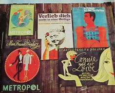 On 9 May, Deutschlandradio Kultur will broadcast a 50-minute feature about operetta on socialist countries such as the DDR and former Rumania.