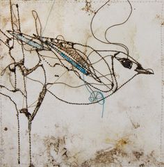 machine - thread embroidery