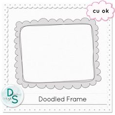 great site with many free scrapbook themes Delicious Scraps: *Happy Mother's Day* and Free Commercial Use Doodled Frame Template