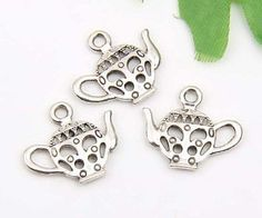 NEW Tea Pot Charms