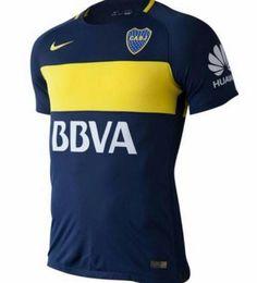 Nueva camiseta de Boca Juniors 2016-2017