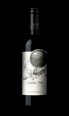 This project starts from the collaboration between the company Sante Bucciarelli and the graphic designer Tommaso Bovo, who was asked to design a new bottle of Chianti Classico, made in Tuscany, Italy. Wine Bottle Design, Wine Label Design, Wine Bottle Labels, Wine Bottles, Vino Chianti, Chianti Classico, Wine And Liquor, Wine And Beer, Elephant Man