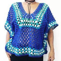 Crochet Shrug Pattern, Crochet Stitches Patterns, Cardigan Pattern, Crochet Cardigan, Crochet Designs, Crochet Top, Crochet Blocks, Crochet Woman, Knitting For Kids