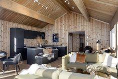 (2) FINN – GOLSFJELLET/KAMBEN - Nyoppført hytte med flott beligghet.Rett ved skisporet, turløypa, sykkelstien, etc.