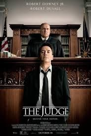 Duvall gives a great performance in this courtroom drama. Downey Jr is good as well, but he seems to be relying on his Tony Stark persona a bit too much here. His snarkiness began to grate on me after an hour. It's a long, but good drama. It sorta felt like a made for tv film a lot of the time though... 3 out of 5.