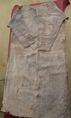 17th Century German Hair Shirt > torture & execution item RT 252